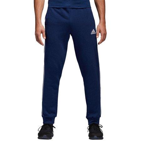 Spodnie bawełniane adidas Core 18 CV3753